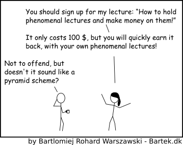 0027 - A lecture about