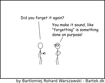 0033 - Forgetting