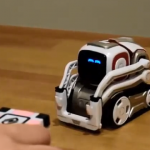 Cozmo the charming robot toy
