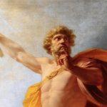 Heinrich Fueger 1817 prometheus brings fire to mankind